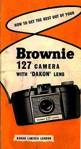 Brownie 127 Kodak